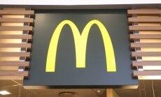 Maskavā uz 90 dienām slēdz vairākus 'McDonald's' restorānus