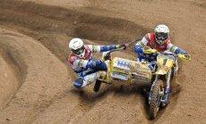 Lauris Daiders aizstās savainoto Stupeli beļģa Adriansena ekipāžā