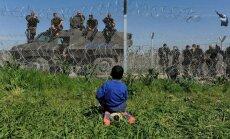 ES dod Grieķijai divas nedēļas laika uzlabota robežkontroles plāna iesniegšanai