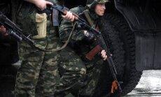 Krievijas kaujinieku darbība Ukrainā ir vainojama pie 122 cilvēku nāves, paziņo Ģenerālprokuratūra