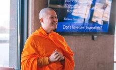 Mūks Džons: meditācija ir veids, kā kultivēt iekšējo mieru, turklāt tas neko nemaksā