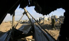 ANO izmeklētāji: Gazas konfliktā kara noziegumus, iespējams, pastrādāja abas puses