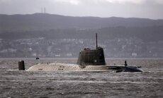 СМИ: российские подлодки помешали британской субмарине выпустить ракеты по Сирии