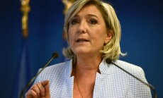 Аналитики: победа Марин Ле Пен обрушит акции стран еврозоны