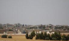 Kurdu–arābu alianse Sīrijā ieņēmusi 'Daesh' bastionu