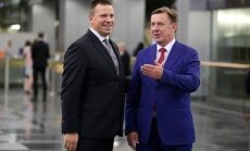 Кучинскис: Латвия и Эстония вместе много сделали, но многое еще предстоит