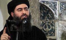 Gaisa triecienos nogalināts 'Islāma valsts' otrs augstākais komandieris, ziņo ASV