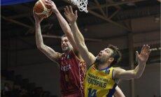 BK 'Ventspils' pietrūkst divu punktu iekļūšanai FIBA Čempionu līgas astotdaļfinālā