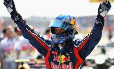 Fetels izcīna pirmo uzvaru 2012. gada F1 sezonā