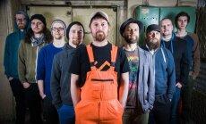 Grupa 'Oranžās brīvdienas' izdod jaunu albumu 'Tilti'