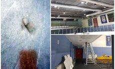 'Mērs ir pilns' - hokeja skolas 'Rīga' audzēkņu vecāki nikni par treniņu apstākļiem