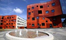 ФОТО: Открытие нового корпуса больницы Страдиня
