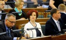 'Vienotības' vairākums neatbalstīs Vējoņa iniciatīvu; 'četrinieks' balsos par
