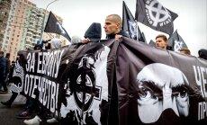 Nacionālisma uzvaras gājiens Krievijā skaidro tās politiku, secina pētnieki