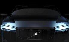 Ko mēs līdz šim zinām par 'Apple' topošo automobili
