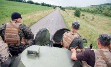 Kaujās Ukrainas austrumos gājuši bojā 147 karavīri, paziņo ministrija
