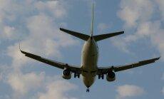 'Ryanair' reisam Madridē tehniska ķibele; vairākiem pasažieriem – veselības problēmas