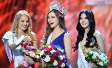 Foto: Kronēta skaistākā meitene Krievijā