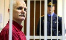 Baltkrievija ir Eiropas valsts un agrāk vai vēlāk iestāsies ES, uzsver bijušais politieslodzītais