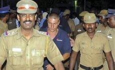 Indijā attaisno 14 notiesātos Igaunijas pilsoņus