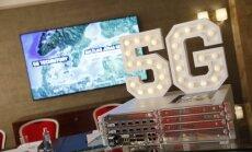Nākamnedēļ tiks demonstrēts pirmais 5G testa tīkls Latvijā, komercrežīmā pieejams nākamgad