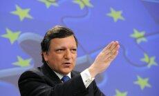 Barrozu un EP deputāti referendumu par Krimas aneksiju sauc par neleģitīmu; pauž atbalstu sankcijām