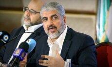 'Hamas' aicina Trampu rast risinājumu palestīniešu jautājumam
