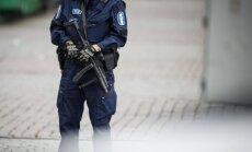 Somijas policija uzbrukumu Turku izmeklē kā teroraktu