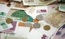 Eirozonā uz eiro joprojām nesamainīti ir miljardiem marku, franku un latu