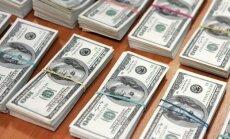 BBS apskats: gads sākas ar ASV dolāra kursa pieaugumu