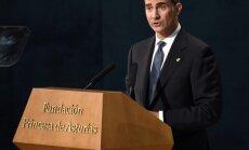 Spānijas karalis brīdina, ka sašķeltība padara nabadzīgākus