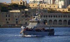 Itālija kopš pagājušā gada sākuma aizturējusi gandrīz 900 iespējamos cilvēku kontrabandistus