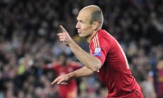 Robens: 'Bayern' parādīja teicamu sniegumu