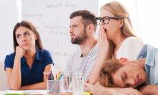 Kā guli, tā strādā! Četri cilvēku tipi un viņu aktivitāšu grafiki produktīvai dienai