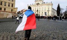 Lielbritānijai pametot ES, arī Čehijā sāksies debates par izstāšanos, paredz premjers