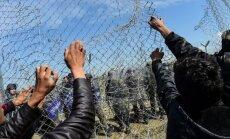 Глава МВД Турции грозит отправлять в Европу 15 тысяч мигрантов ежемесячно