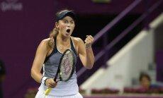 """ВИДЕО: Остапенко— победительница в номинации """"Прорыв месяца"""" по версии WTA"""