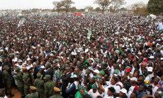 Pārapdzīvotības dēļ Zambijas galvaspilsētu plāno pārcelt uz nomaļu ciematiņu