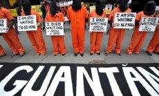Gvantanamo badastreiku pieteikuši jau 52 cietumnieki