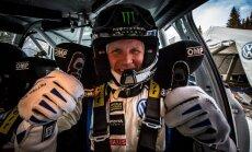 Peters Solbergs uz vienu sacīksti atgriežas WRC jaunā 'VW Polo R5' debijai
