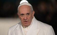 Папа Римский отказался связывать ислам с терроризмом