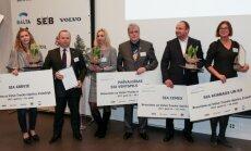 Noskaidroti drošākie Latvijas uzņēmumu autoparki