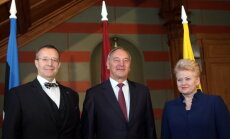 Grībauskaite: Baltijas valstīm jāspēj vismaz trīs diennaktis noturēties, gaidot sabiedroto ierašanos