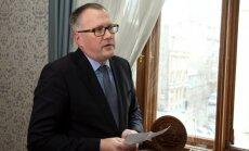 Ašeradens pieļauj iespēju kandidēt uz 'Vienotības' valdes priekšsēdētāja amatu
