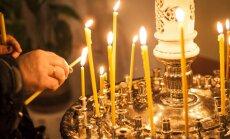 Pareizticīgie un vecticībnieki svin Kristus piedzimšanas svētkus