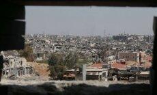 Дамаск рекомендовал сирийцам возвращаться в страну