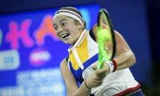 Остапенко узнала соперниц по групповому этапу итогового турнира WTA