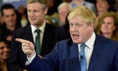Экс-мэр Лондона отказался бороться за кресло британского премьера