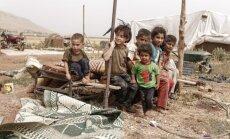 Kā sīriešu bēgļi dzīvo nevis Eiropā, bet gan kaimiņos – Libānā