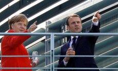 "Франция и ФРГ к лету представят план ""перезагрузки ЕС"""